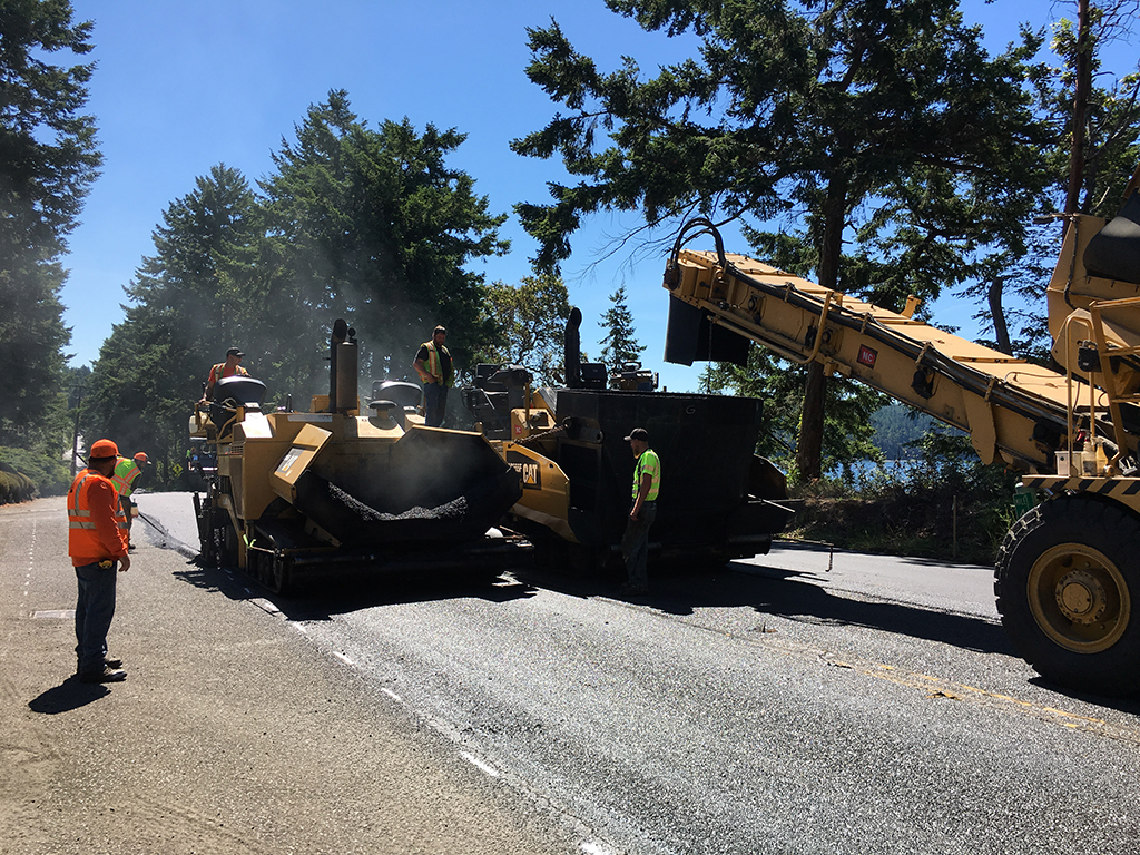 S. Discovery Rd Pavement Preservation Project